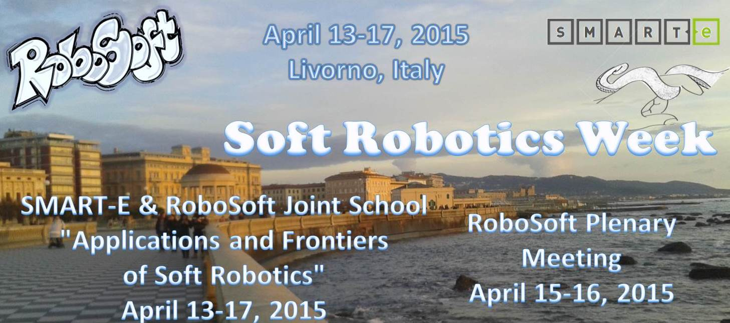 Soft Robotics Week Banner